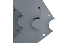 Плита для бильярдных столов Standard Slate 12фт h25мм 5шт.