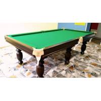 Бильярдный стол Домашний Люкс 2 ПУЛ 9ф сланец 25 мм +