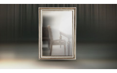 Зеркало прямоугольное. Багет Тоскана