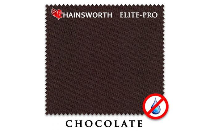 Сукно Hainsworth Elite Pro Waterproof  198см Chocolate