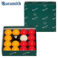 Шары Aramith Casino Red & Yellow 8Pool ø57,2мм