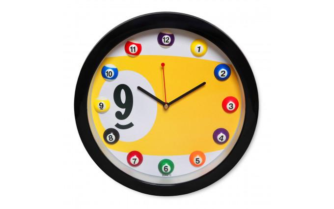 Часы Бильярд SN5027 ø29,5см