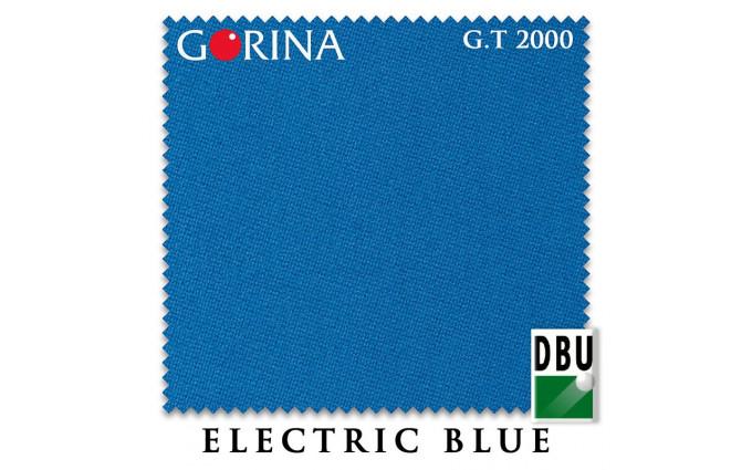 Сукно Gorina Granito Tournament 2000 197см Electric Blue