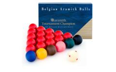 Шары Aramith Tournament Champion Pro-Cup Snooker ø52,4мм