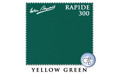 Сукно Iwan Simonis 300 Rapide Carom 195см Yellow Green