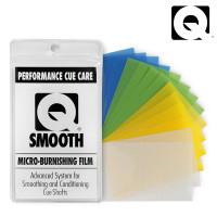 Набор микробумаги для полировки кия Q Smooth 14шт.