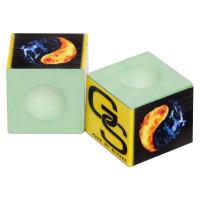 Мел Great Shot Snooker Green 1 шт
