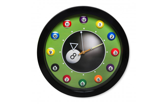 Часы Бильярд SN5028 ø29,5см