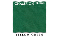 Сукно Champion Bronze 195см Yellow Green