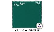 Сукно Iwan Simonis 760 206см Yellow Green