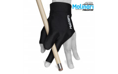 Перчатка Molinari черная безразмерная