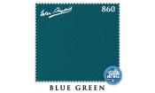 Сукно Iwan Simonis 860 198см Blue Green