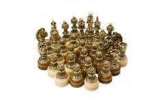 Шахматные фигуры Королевские малые 802, Haleyan