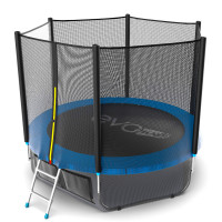 Батут EVO JUMP External 8ft (Blue) + Lower net