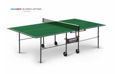 Теннисный стол Start Line Olympic Optima green